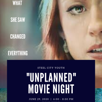 "Steel City Youth ""Unplanned Movie Night"""