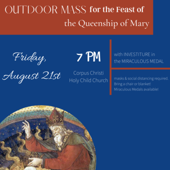 Dry Bones Ministries - Outdoor Mass