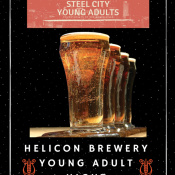 Young Adult Helicon Brewery Night