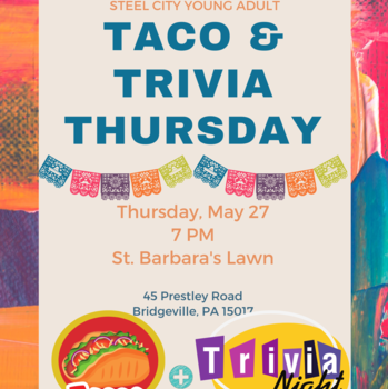 Young Adult Taco and Trivia Night