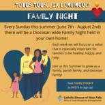 Summer Family Night Series