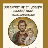St. Joseph Feast Day Parish Celebration