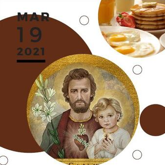 St. Joseph Feast Day Men's Breakfast