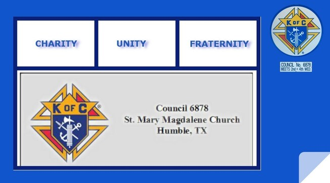 Council 6878, What we Do...