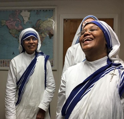 Missionaries of Charity at KA