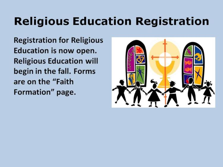 religious education The religious education syllabus is designed to provide students with opportunities to participate in the age-long search of human beings for the meaning and purpose of.