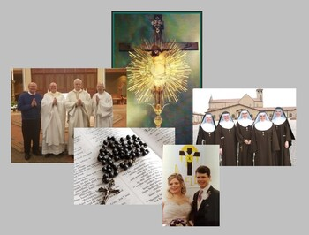 Rosary & Adoration for Vocations