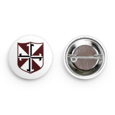 Shield Button Pins ($2.00)