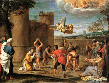 Feast of Saint Stephen, first martyr