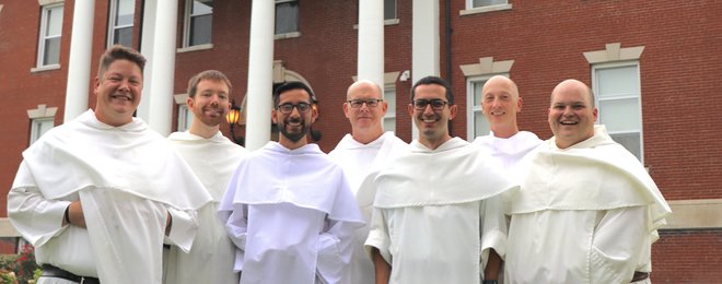 Dominican Vocations - Meet the Friars in Formation