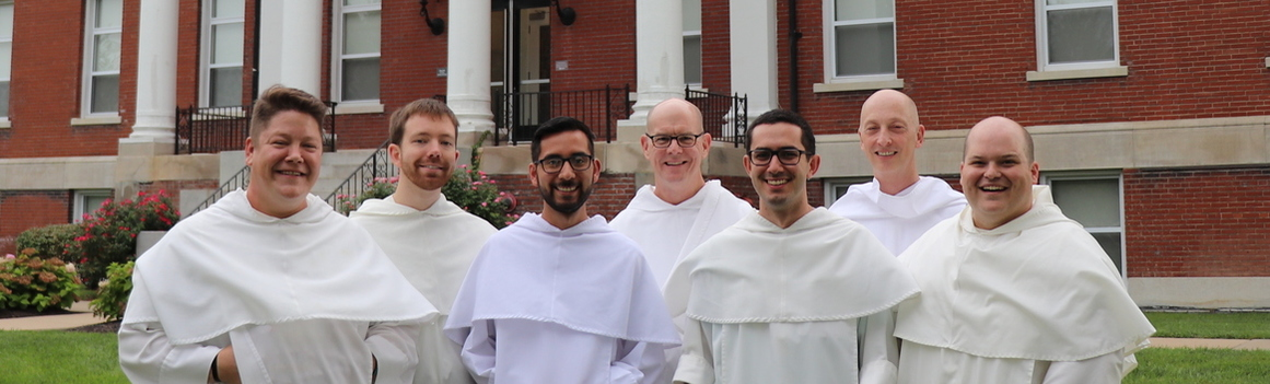 Dominican Friars in Formation