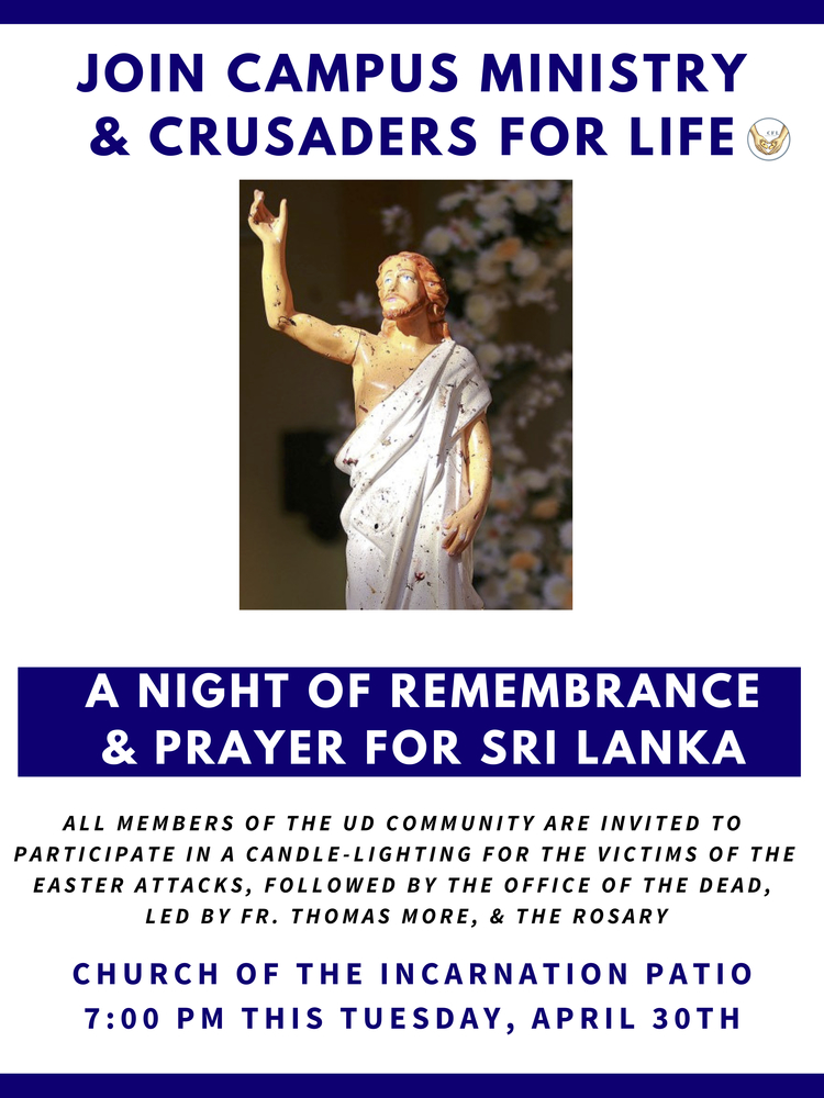 Prayer for Sri Lanka