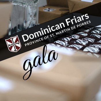 Southern Dominican Province Gala