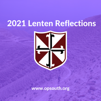 Lenten Reflection - Fifth Sunday of Lent