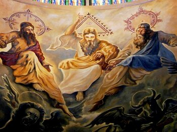 Reflection for the Solemnity of the Most Holy Trinity - May 30, 2021