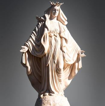 Reflection for the Solemnity of the Assumption of the Blessed Virgin Mary