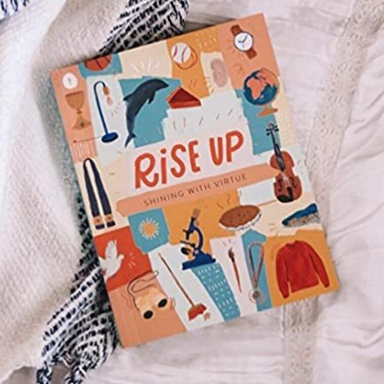 RISE UP! Shinning With Virtue Children's Devotional