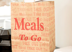 SOUP KITCHEN-To Go Meals