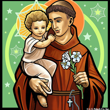Patronal Feast of St. Anthony of Padua