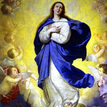 Mass - Solemnity of the Assumption of the Blessed Virgin Mary (English)