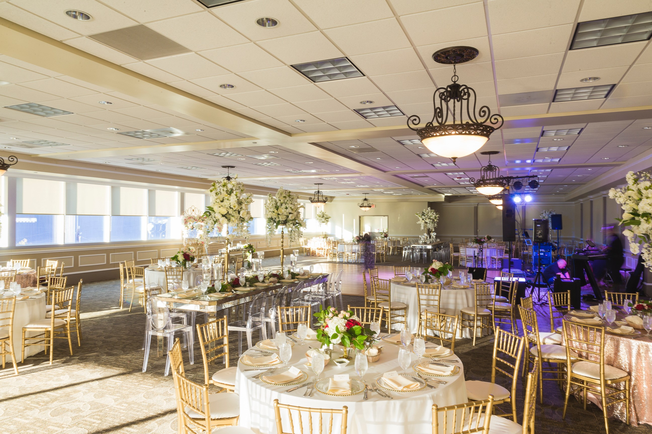 Receptions at Cathedral Centre