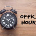 New Office Hours Starting in April