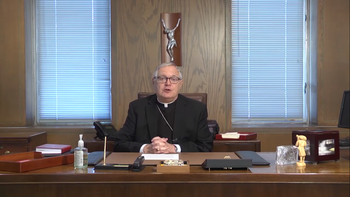 Message from Bishop Tobin