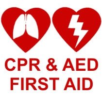 AED/CPR/First Aid Training Classes