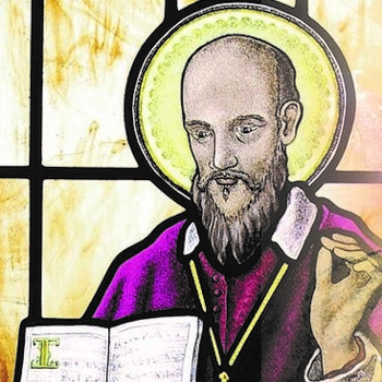 Novena to St. Francis de Sales - Haga clic para ver la oración / Click for the Prayer