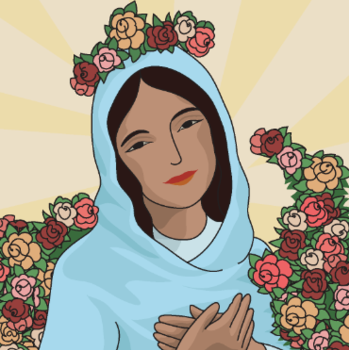 Procession &  May Crowning of Mary