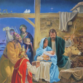 Mass: The Epiphany of the Lord