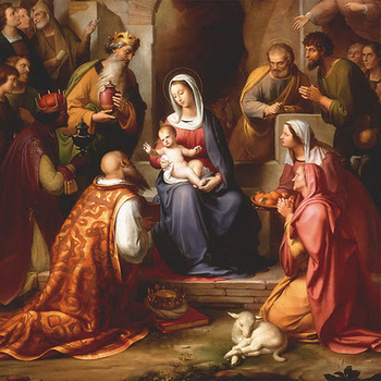 Mass: Epiphany of the Lord