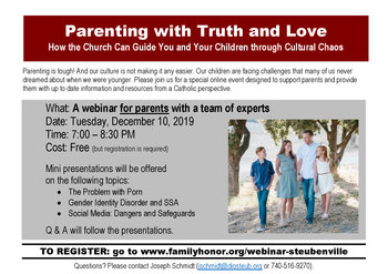 Parenting with Truth and Love: How the Church Can Guide You and Your Children through Cultural Chaos