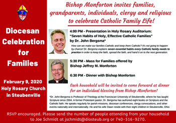 Diocesan Celebration for Families
