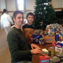 Food Bank Collection, Sorting, Delivery