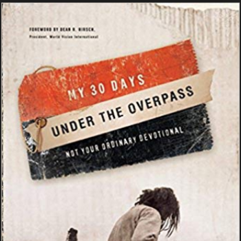 30 Days Under the Overpass Devotional - Online group