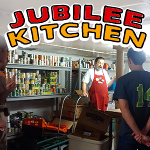 Jubilee Kitchen - Homeless Meal Service (12+)