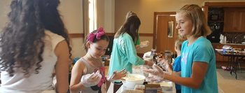 Meal Making (at the CDC)- All ages
