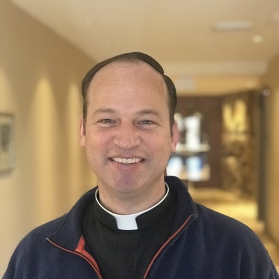 Father Jay Donahue