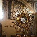 Adoration Chapel Reopening Plan and COVID Policy