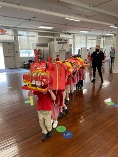 Pre-K4 Studies Chinese Culture through Project Based Learning