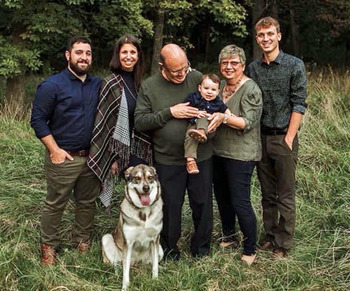 The Tolmie family