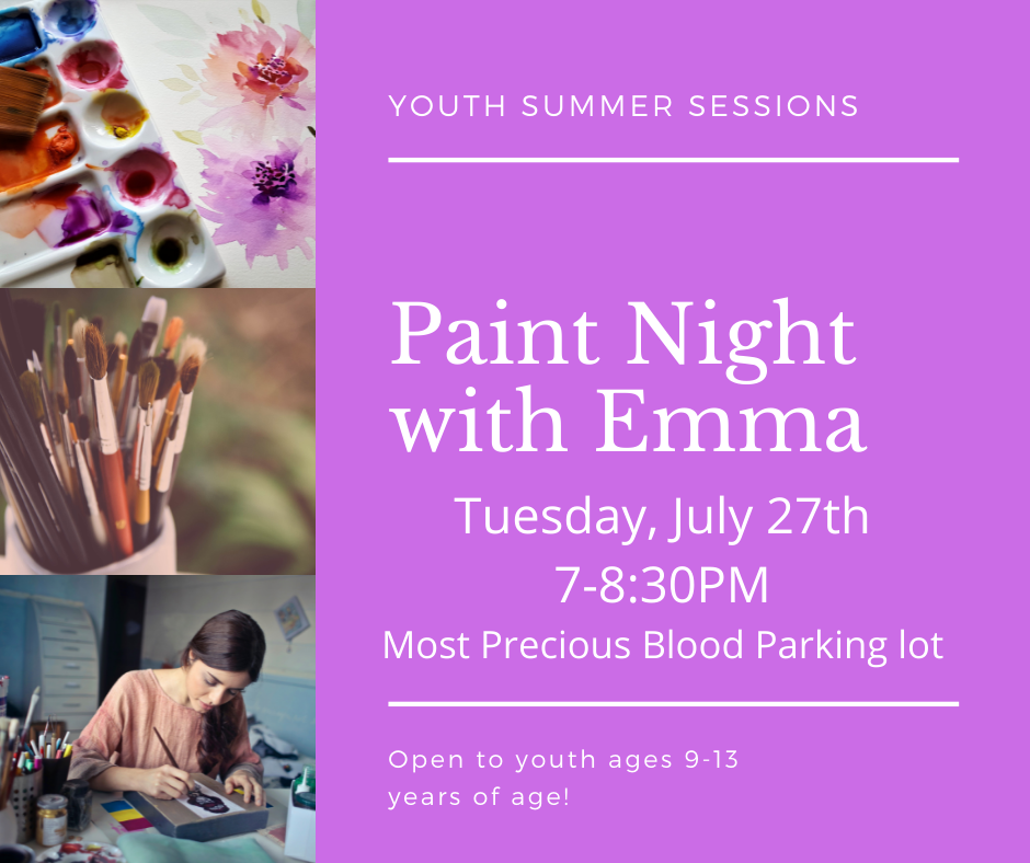 SUMMER NIGHTS' Youth Group Activity
