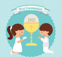 1st Communion Retreat