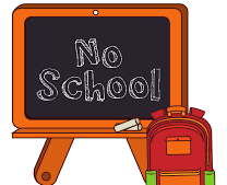 No School--Martin Luther King Jr. Day