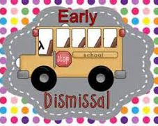 2-hr. Early Dismissal