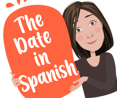 Middle School Spanish - Deadline - 1 IXL Exercise - The date in Spanish (REVIEW)