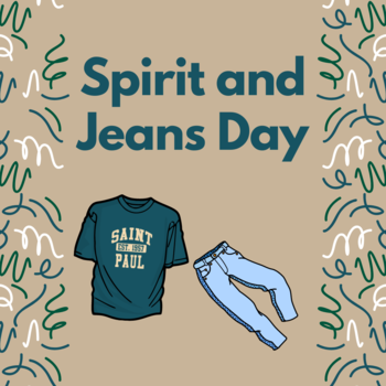 Spirit and Jeans Day