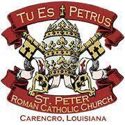 Faith Formation Coordinator/Youth Assistant - St. Peter Church, Carencro