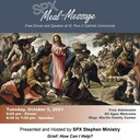 Meal & a Message by Stephen Ministry
